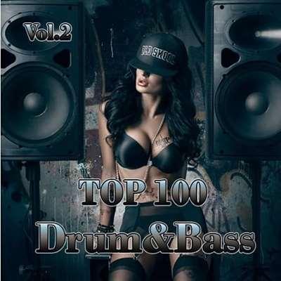 VA - Top 100 Drum & Bass Vol.2 (2019)
