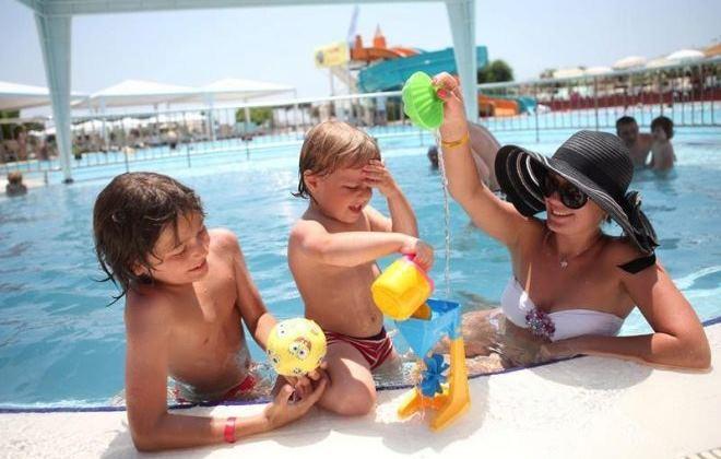 отели Турции с детьми