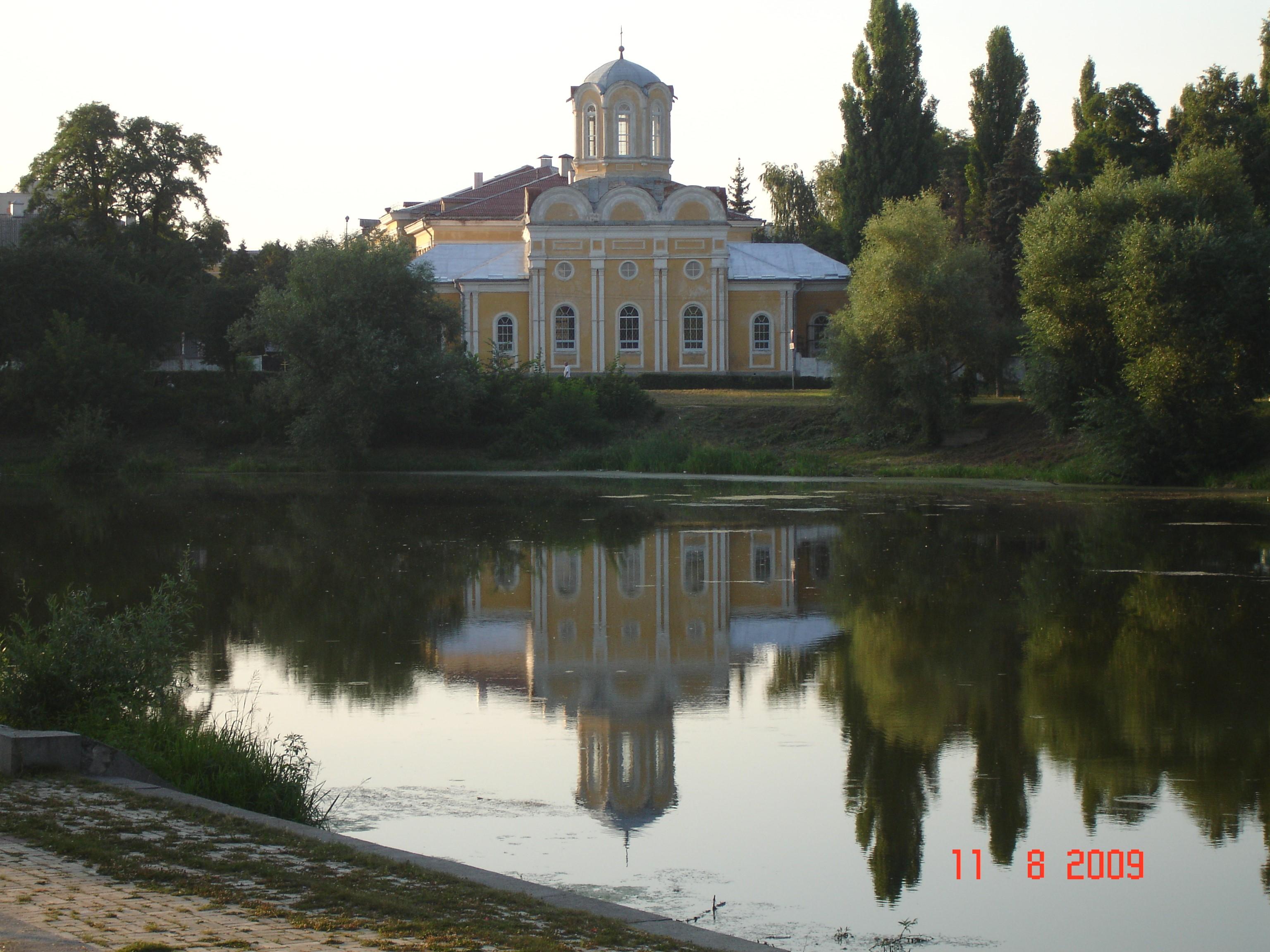 Чернігів. Церква Михаїла і Федора (1801—1806