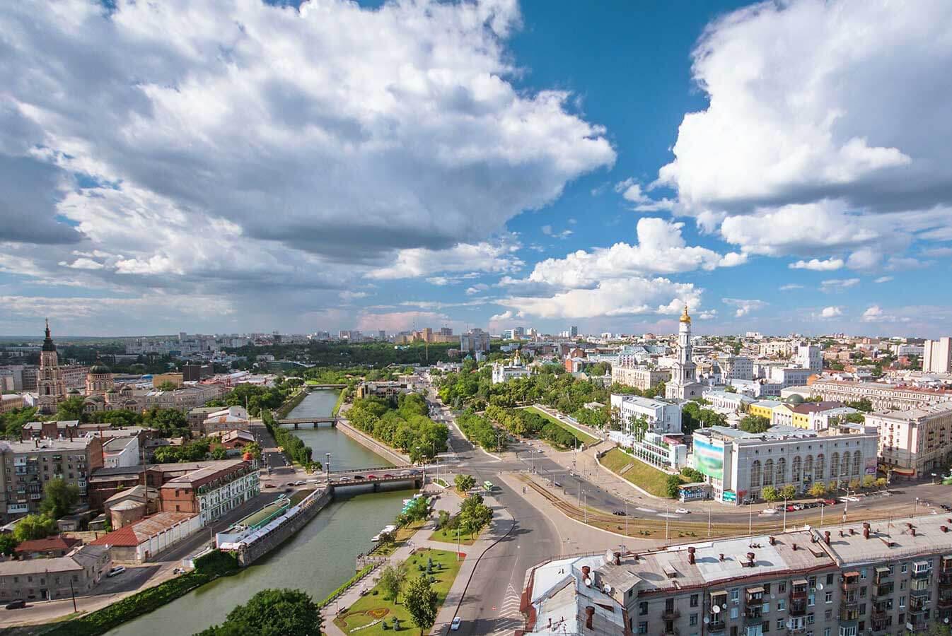Чего не хватает в Харькове?
