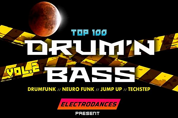 VA - Top 100 DnB Tracks Vol.2 (2019)