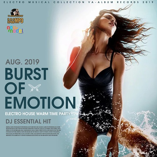 VA - Burst Of Emotion (2019)
