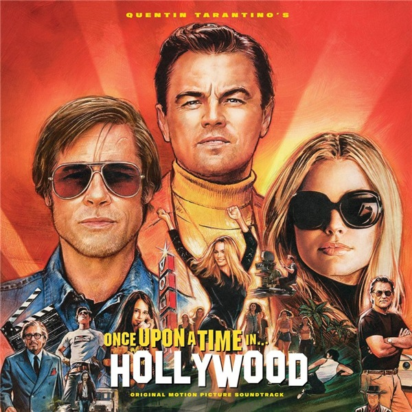 Various artists - Однажды в… Голливуде / Once Upon a Time...in Hollywood (2019)