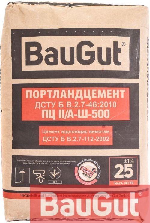 цемент Баугут