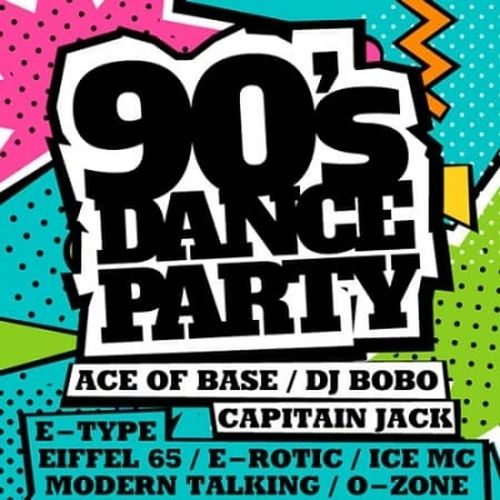 VA - 90s Dance Party (2019)