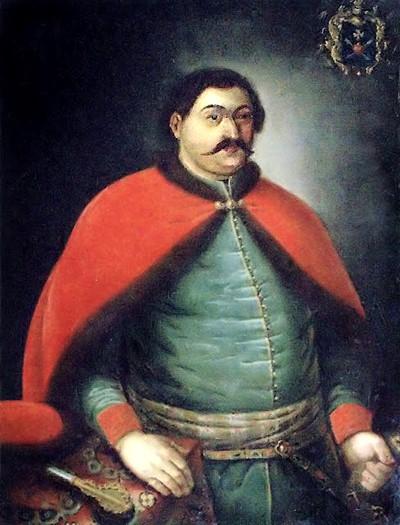 Портрет Павла Полуботка