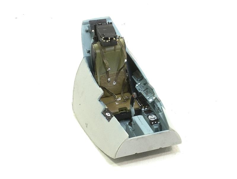 Lightning F.Mk.3 Trumpeter 1/32 Bedeec13b4c0a27aa52bbac434b0c687