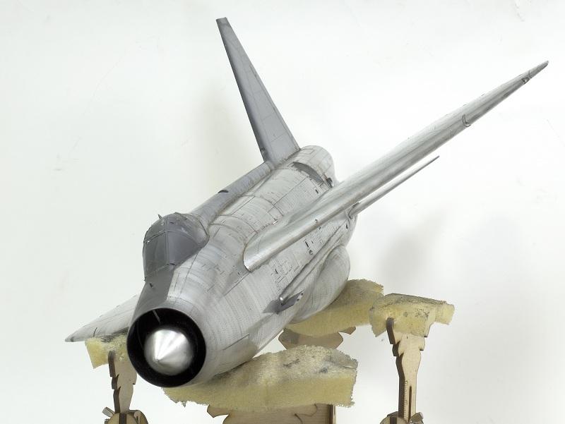 Lightning F.Mk.3 Trumpeter 1/32 Cdea19bdb213fb69db1f113ce61844c4