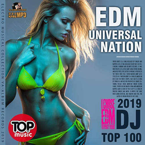 VA - EDM Universal Nation (2019)