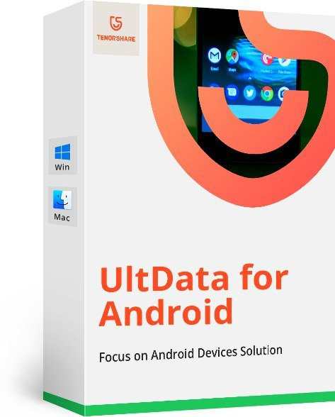 Tenorshare UltData for Android 6.4.0.12