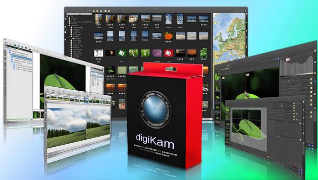 digiKam 6.3.0 Portable + Showfoto