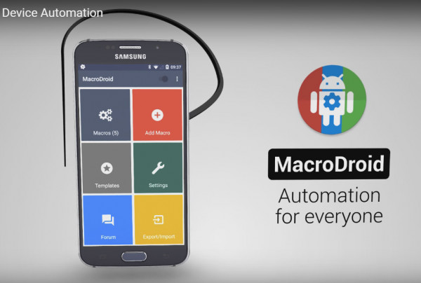MacroDroid - Device Automation 4.9.0.4 PRO [Android]
