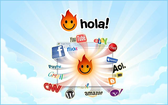 Hola VPN Proxy Plus 1.172.150 Premium (Android)