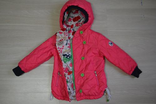 Продам верхнюю одежду на осень для девочки (от 3 до 6 лет) 35d161d0ecbde0e9a0249d58a5f6e886