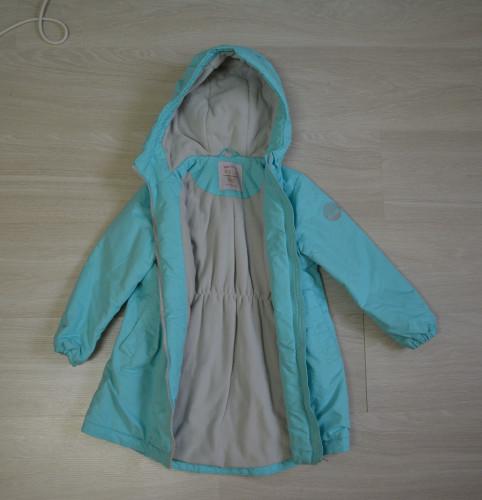 Продам верхнюю одежду на осень для девочки (от 3 до 6 лет) 60d4b03412dec4a6d7d7abf2327b1aea