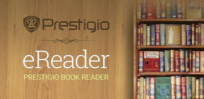 eReader Prestigio: Book Reader 6.4.1 build 1005027 Final Premium (Android)