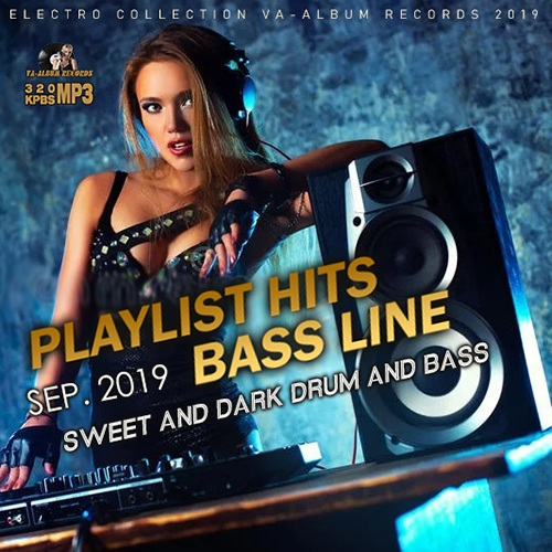 VA - Playlist Hits Bass Line (2019)