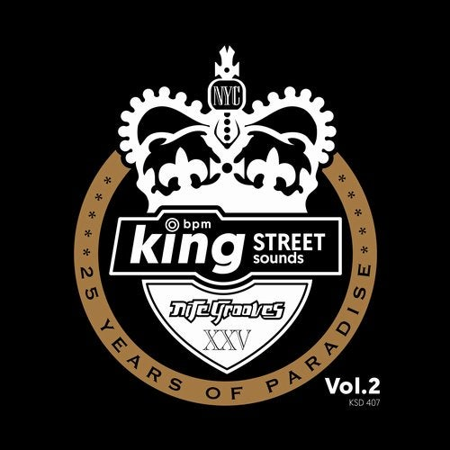 VA - King Street Sounds. Vol. 2 [25 Years Of Paradise] (2019)