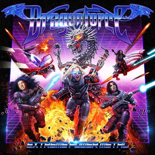 DragonForce - Extreme Power Metal (2019/FLAC)