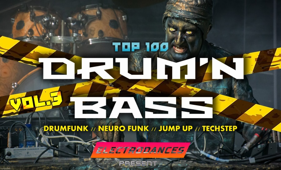 VA - Top 100 Drum & Bass Vol.3 (2019)