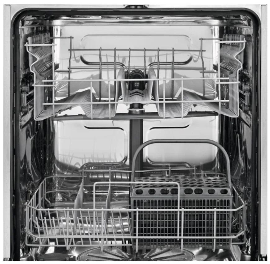Обзор посудомоечной машины Electrolux ESF 9526 LOX