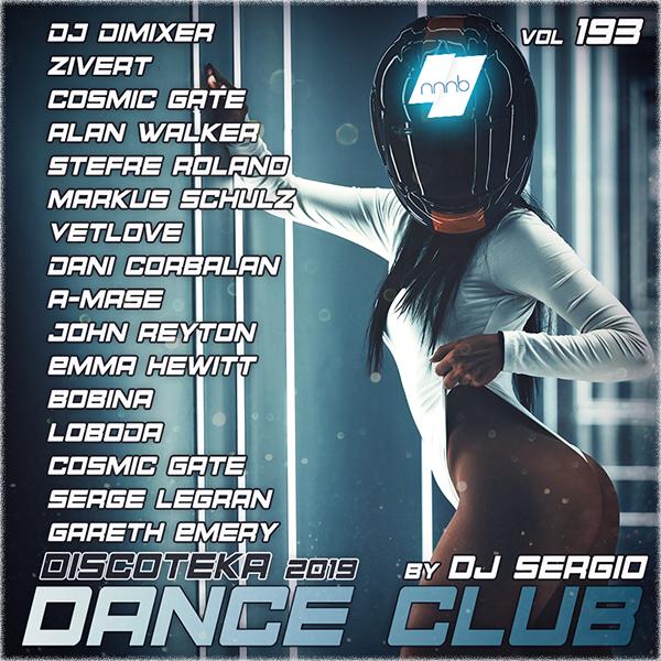 VA - Дискотека 2019 Dance Club Vol. 193 (2019) NNNB