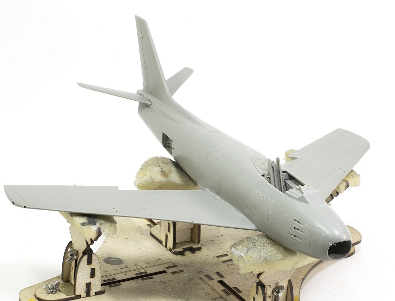 North American F-86F Sabre Jet. Italeri 1/32 Ed063640c5b1816c5a70d0e59a9debf5