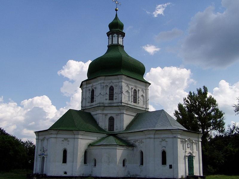 Седнів. Свято-Воскресенська церква (1690)