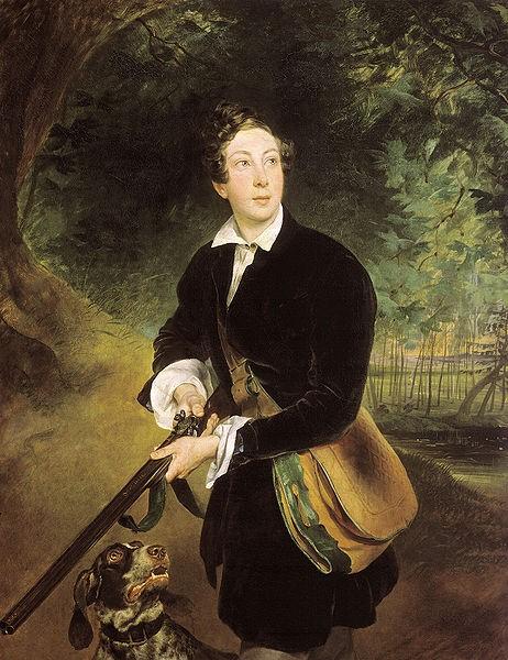 Карл Брюллов (1836)