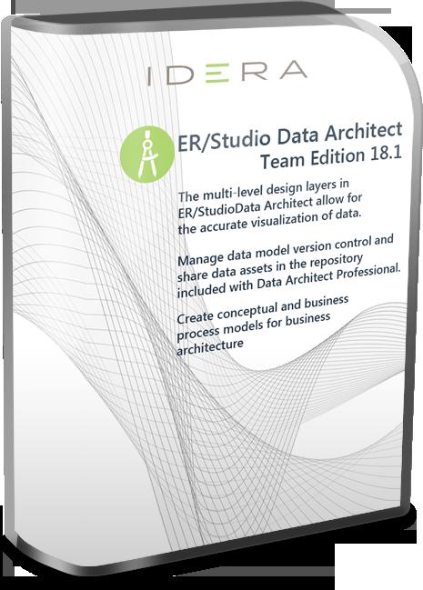 IDERA ER/Studio Data Architect 18.1.0 Team Edition x64