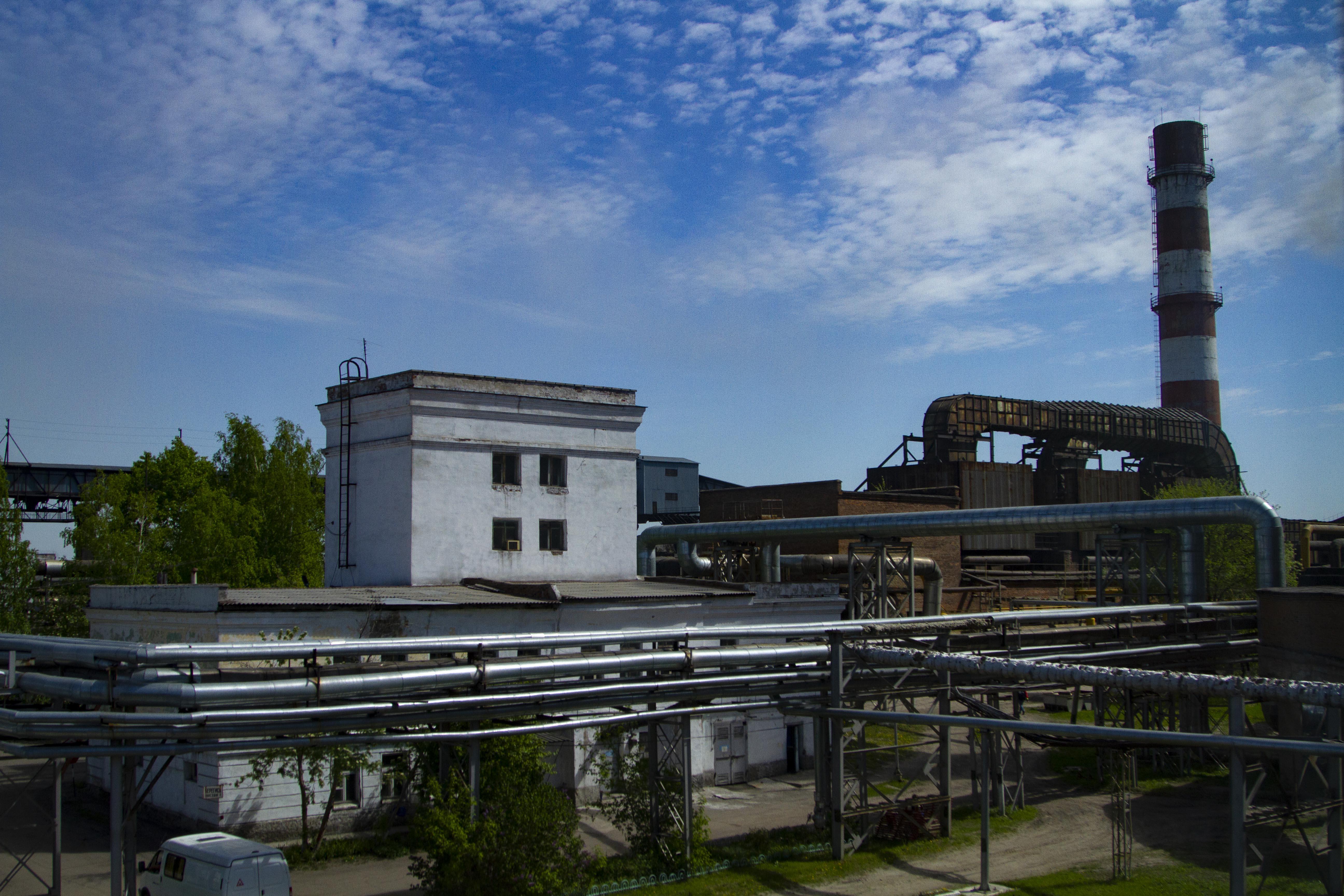 Новосибирская ТЭЦ-4
