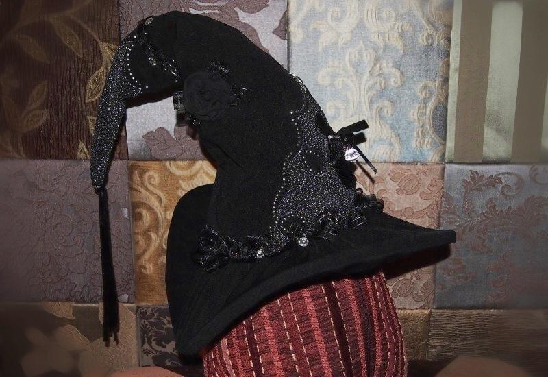 Шляпа для ведьмы