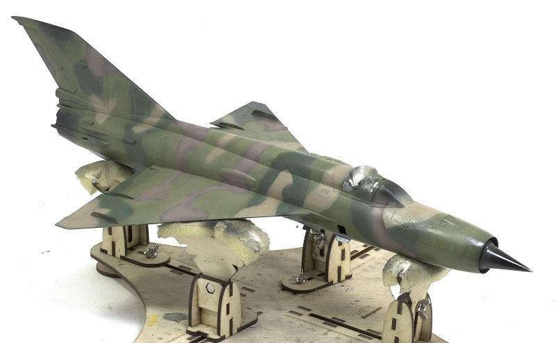 MiG-21МФ 02218 Trumpeter 1/32 0afa10a0328335066f7ae0a3311e6a00