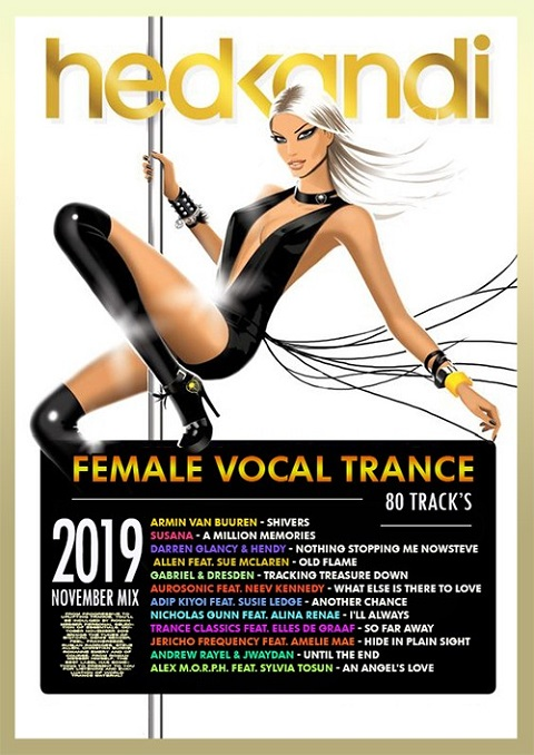 VA - Female Vocal Trance: Hedkandi Mix (2019)