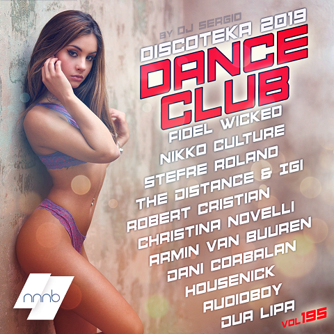 VA - Дискотека 2019 Dance Club Vol. 195 (2019/NNNB)
