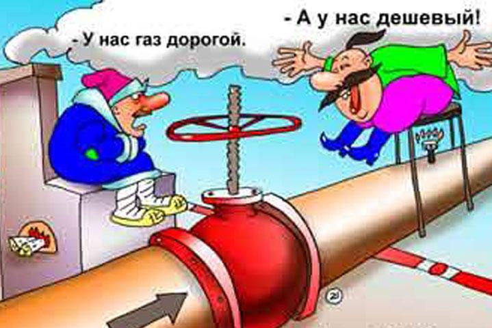 """Прямые поставки газа: все """"за"""" и """"против"""""""