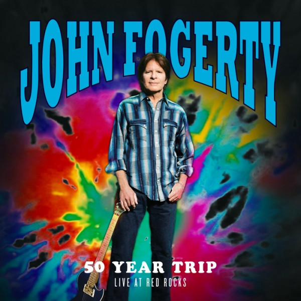 John Fogerty - 50 Year Trip: Live at Red Rocks [24bit Hi-Res] (2019/FLAC)