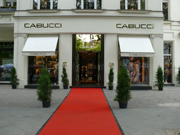 Модный дом CABUCCI пришел в Россию