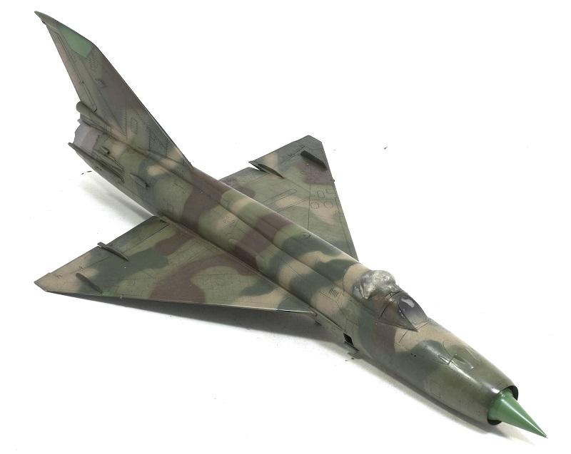 MiG-21МФ 02218 Trumpeter 1/32 74e82ae2e8a761644ab082cc11a1db0b