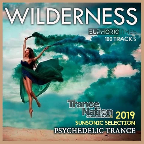 VA - Wilderness: Sunsonic Psy Trance (2019)