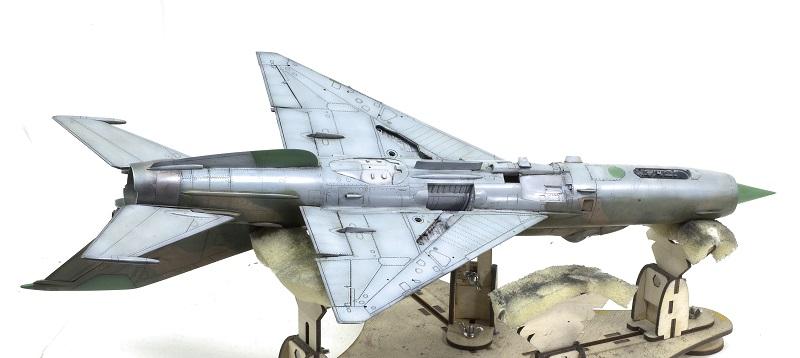 MiG-21МФ 02218 Trumpeter 1/32 7ac2db118e3912a1f12919cdcb9ba9cb