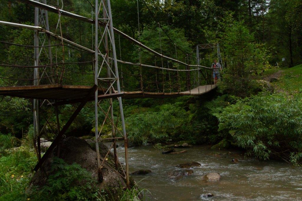 Мост через Белокуриху