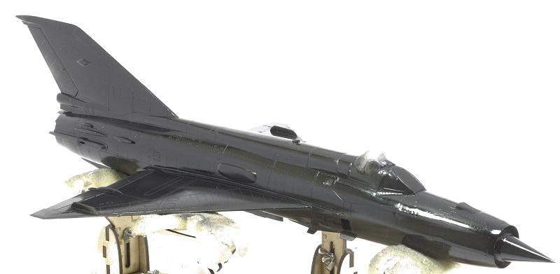 MiG-21МФ 02218 Trumpeter 1/32 8ae40538d3077cbf4dfcd9181120a5e5