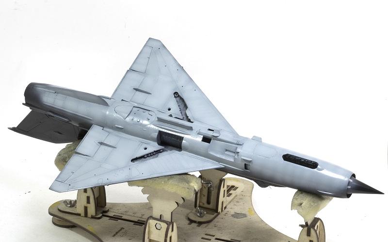 MiG-21МФ 02218 Trumpeter 1/32 8b81a3cb0ab9d90a2cd95602ff907960