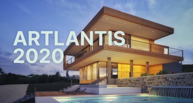 Artlantis 2020 9.0.2.23527 + Media