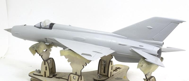MiG-21МФ 02218 Trumpeter 1/32 Afa323dd3dd25ec6ce4a5611fb9b461b