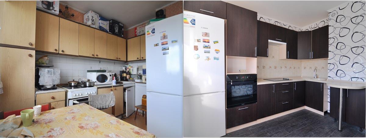 Ремонт кухни в СПБ и Москве