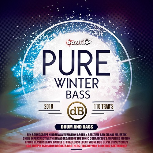 VA - Pure Winter Bass (2019)