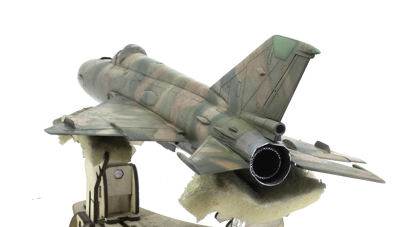 MiG-21МФ 02218 Trumpeter 1/32 Dbf308869ee5ee6f930d89f9455e1e00