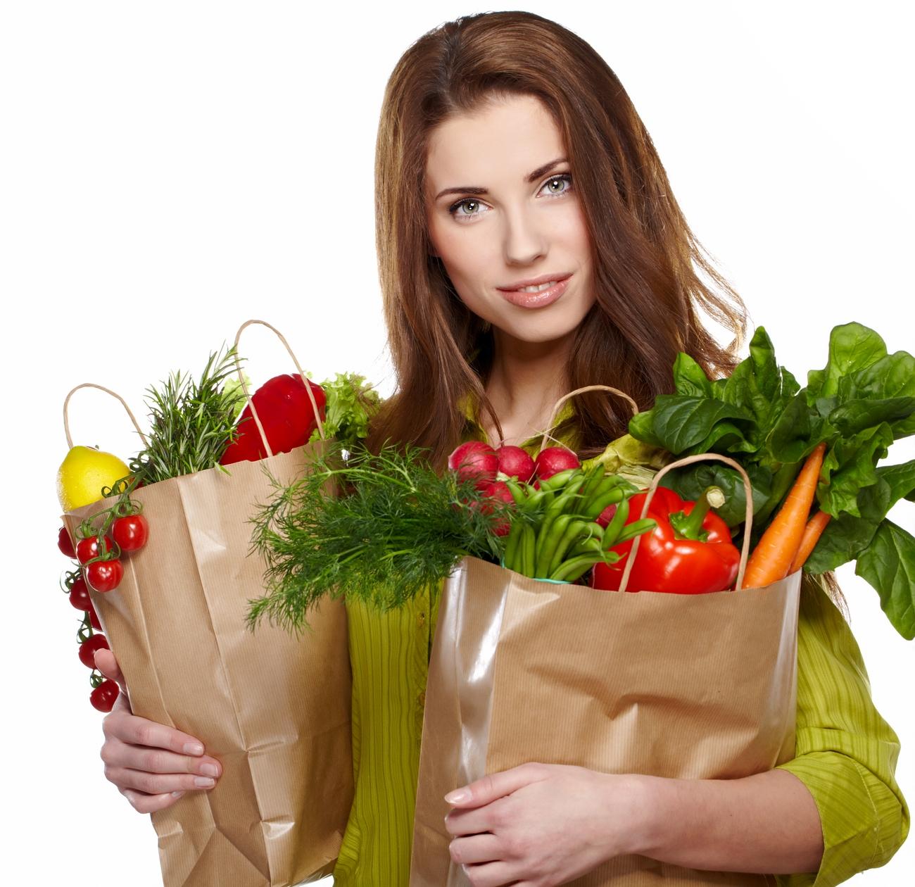 меню вегетарианца на неделю